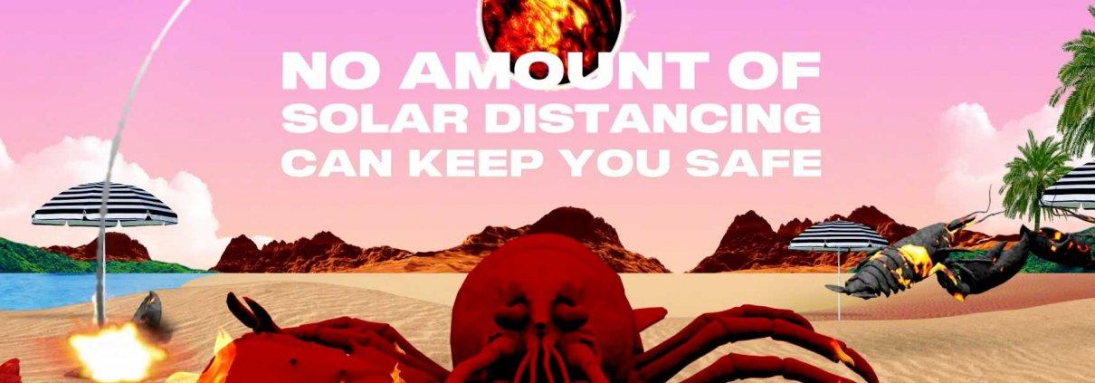 Solar Distancing PSA
